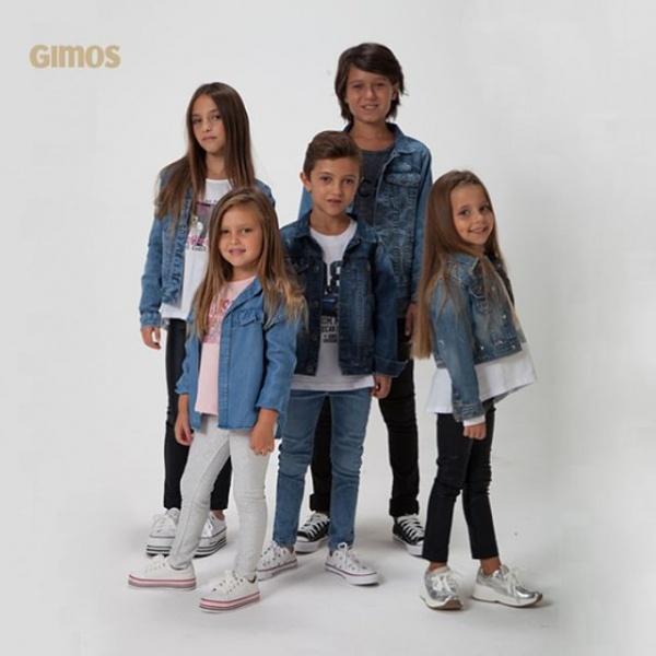 look denim campera jeans niños gimos invierno 2019