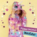 Pijamas de unicornio y pantuflas para niñas invierno 2019 by Mas-kotas