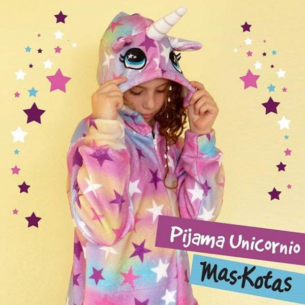 pijamas para niñas peluche mas kotas invierno 2019