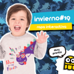 Pecosos - Ropa interactiva para niños invierno 2019