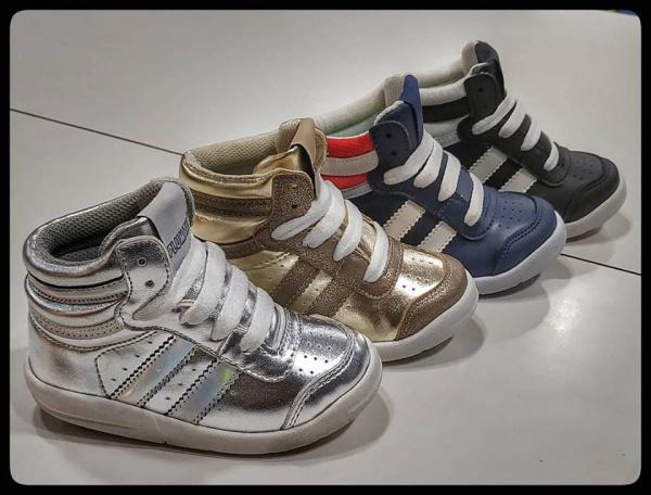 zapatillas botitas niños Plumitas otoño invierno 2019