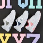 zapatillas escolares casual blancas niños Atomik invierno 2019