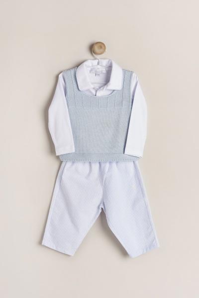 bobsy-comba-y-chaleco-bebe-para-bebe-Baby-Cottons-invierno-2019