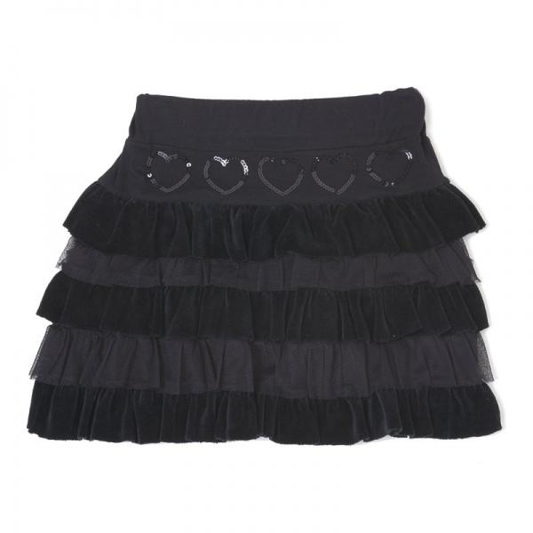 minifalda-negra-gamuzada-para-niñas-Mapamondo-invierno-2019-1