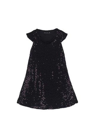 vestido-negro-con-brillo-para-niñas-Mapamondo-invierno-2019