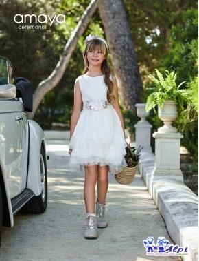 Vestido-de-fiesta-niña-blanco-verano-2020