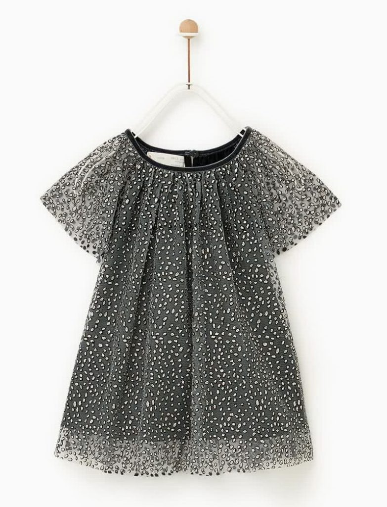 Vestido-de-microtul-niña-con-brillo-verano-2020