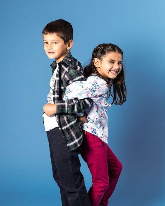 camisa-a-cuadros-para-niños-Coffee-Baby-kids-invierno-2019