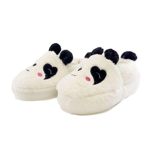 pantuflas-panda-Buddies-invierno-2019