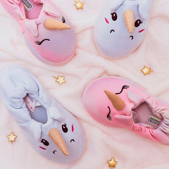 pantuflas-unicornio-niñas-Buddies-invierno-2019