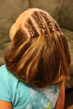 peinado-para-niñas-con-trenzas