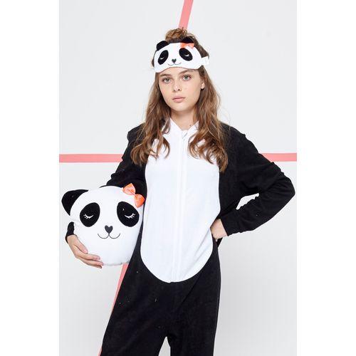 pijama-panda-para-niña-Buddies-invierno-2019