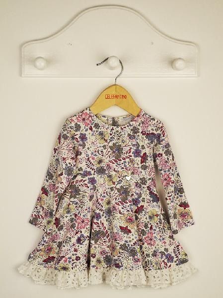vestido-algodon-estampado-con-puntilla-beba-mangas-larga-lelefantino-invierno-2019