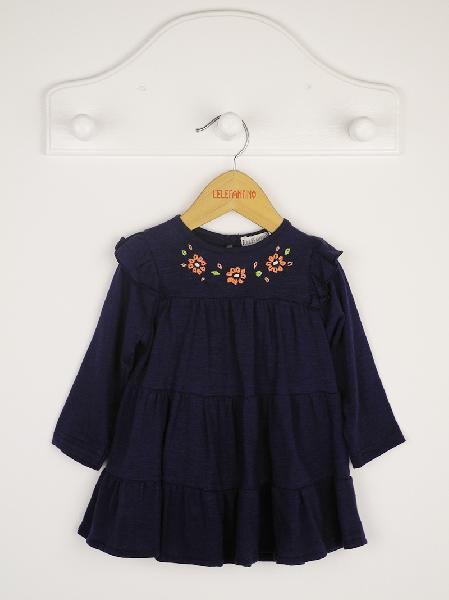 vestido-beba-mangas-larga-azul-lelefantino-invierno-2019