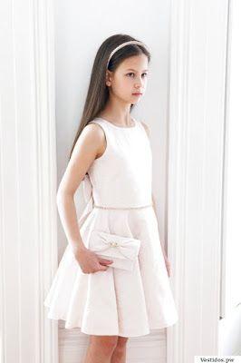 vestido-blanco-corto-sencillo-de-niña-para-comunion