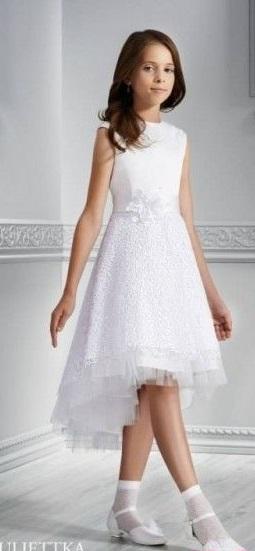 vestido-de-encaje-blanco-de-niña-para-comunion-asimetrico