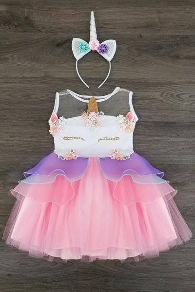 vestido-de-unicornio-para-niña