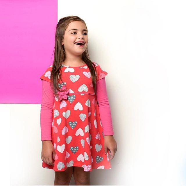 vestido-estampa-corazon-niña-Bluma-invierno-2019
