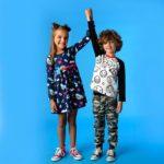 Remeras y vestidos urbanos para niñas y bebas- Bluma invierno 2019