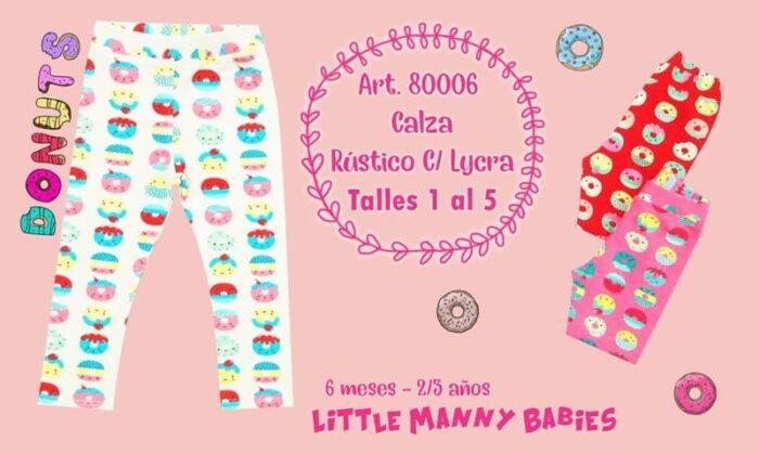 calza-niña-donas-beba-little-manny-verano-2020