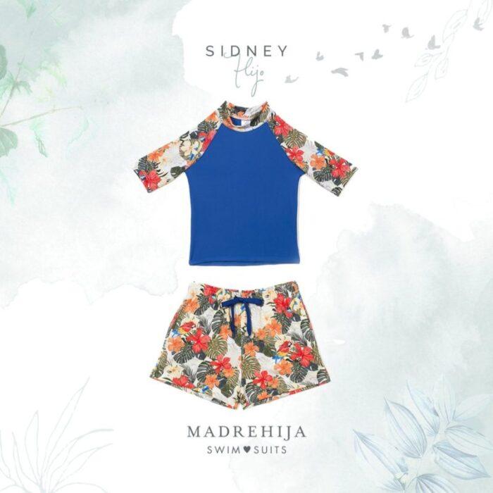 conjunto-de-short-de-baño-y-remera-uv-niño-Madrehija-verano-2020
