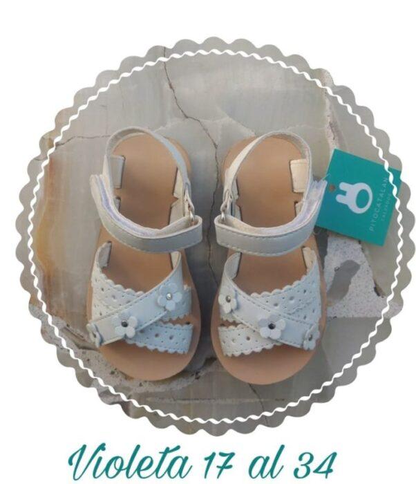 sandalias-blancas-para-niñas-Pitocatalan-verano-2020