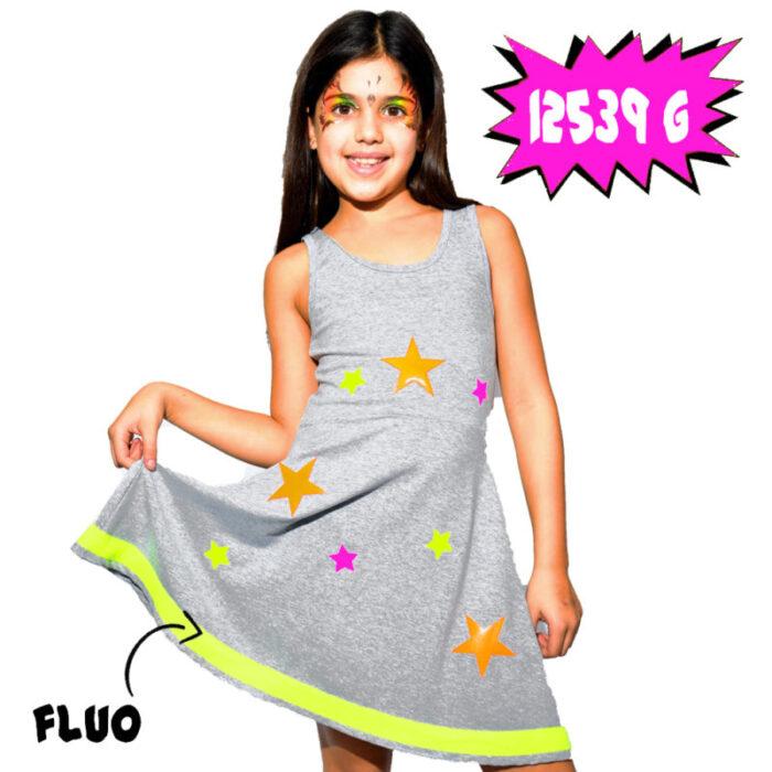 vestido-estampa-estrellas-fluor-niña-dilo-tu-verano-2020