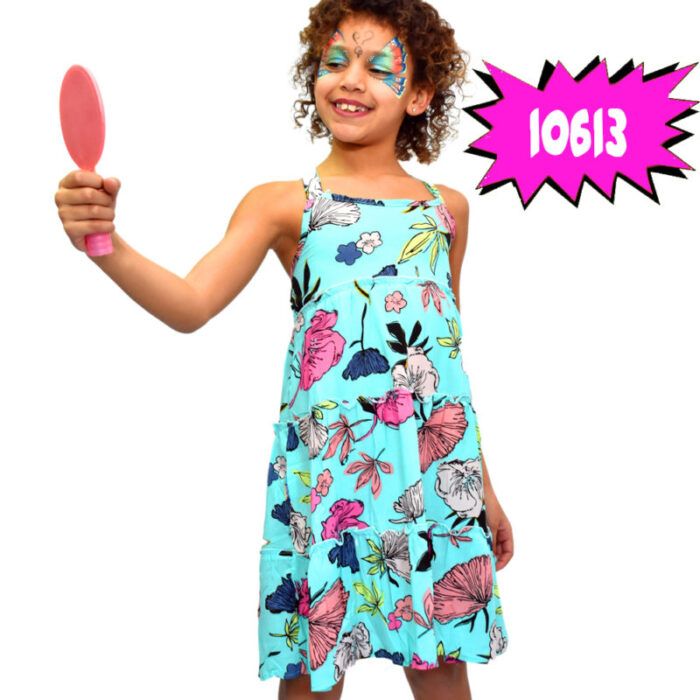 vestido-estampa-floreada-niña-dilo-tu-verano-2020