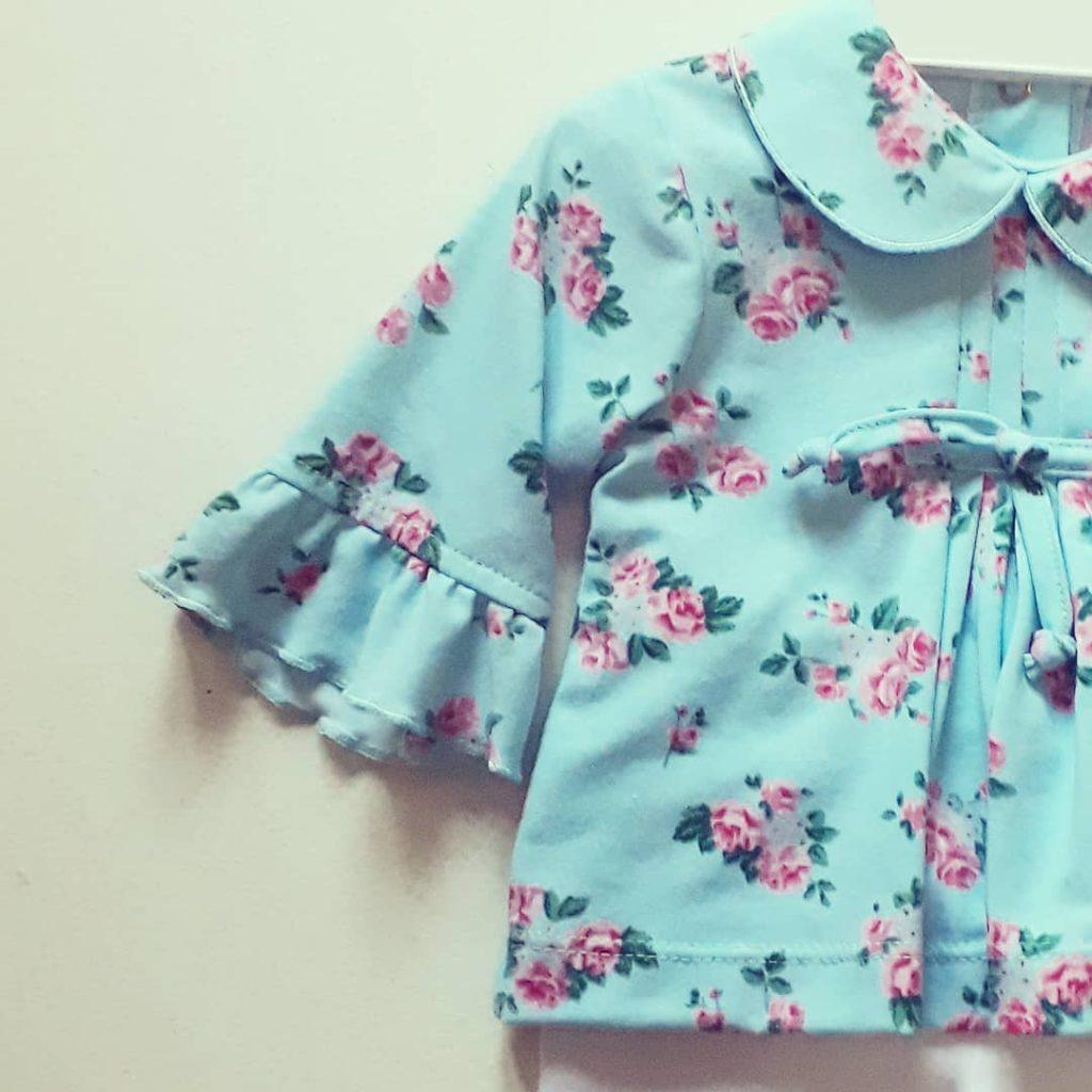 vestido-para-bebea-floreado-Globito-team-verano-2020
