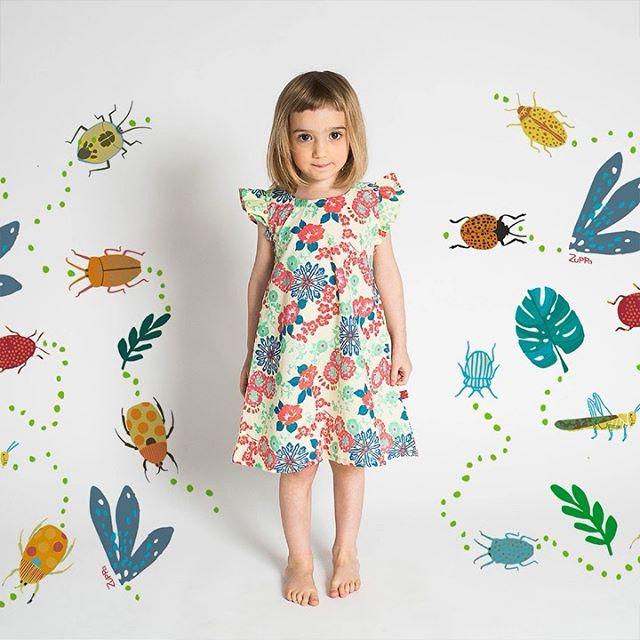 vestidos-alegres-para-niñas-Zuppa-verano-2020