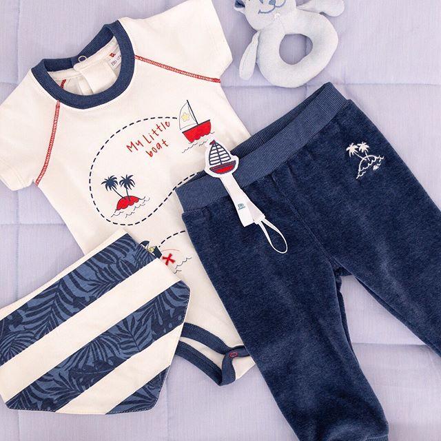 boby-mangas-cortas-y-pantalon-toalla-bandana-bebes-Cheeky-primavera-verano-2020