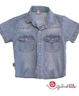 camisa-denim-niños-Guimel-verano-2020