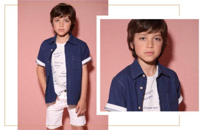 camisa-y-bermuda-blanca-niño-