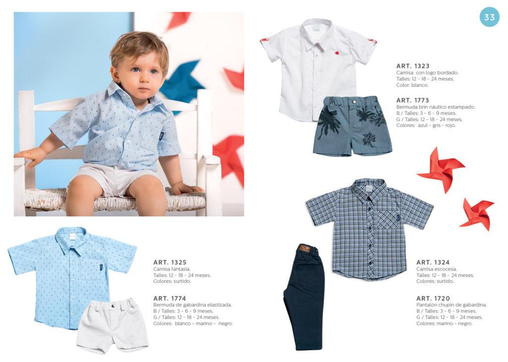 camisas-para-bebes-Pilim-verano-2020