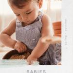 Baby Cottons Ropa para bebes Primavera verano 2020