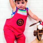 Ropa divertida para niños y bebes Pako Peko primavera verano 2020