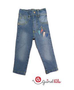 jeans-bordado-niñas-Guimel-verano-2020