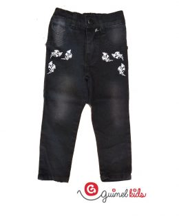 jeans-bordado-para-niñas-Guimel-verano-2020