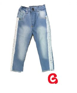 jeans-con-encaje-niña-Guimel-verano-2020