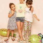 Catálogo Nucleo Ropa para Nenas primavera verano 2020