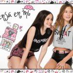Look casual y sport para nenas pre teens - Piensa en Mi verano 2020