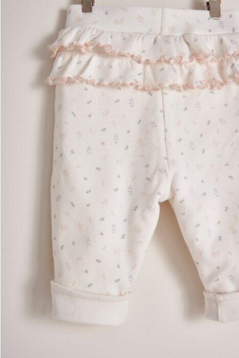 pantalon-con-volado-beba-Baby-Cottons-verano-2020