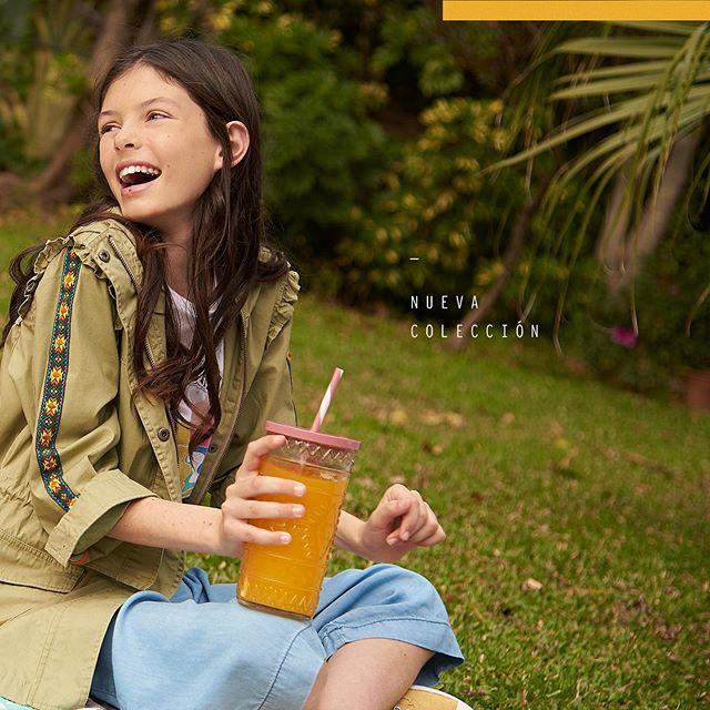 parkas-gabardina-livianas-niña-Rapsodia-Girls-verano-2020