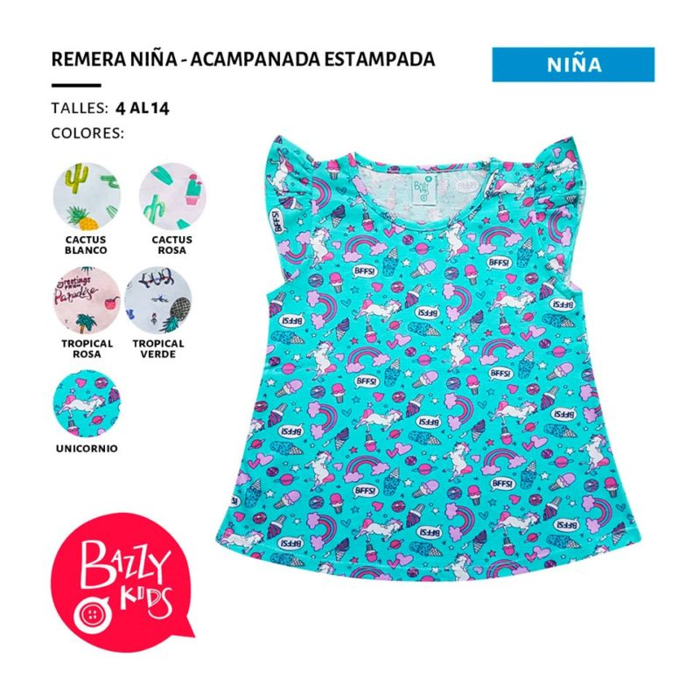 remeras-unicornio-niñas-Bazzy-verano-2020