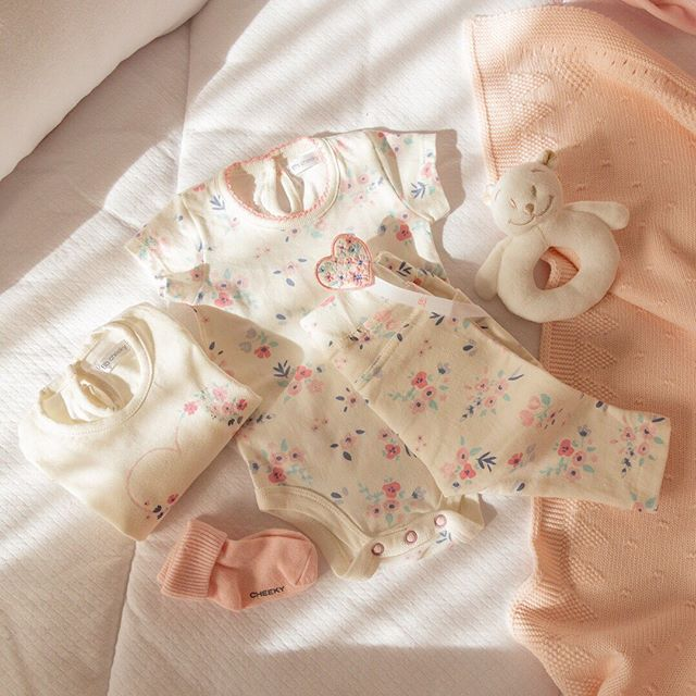 ropa-para-beba-bebes-Cheeky-primavera-verano-2020