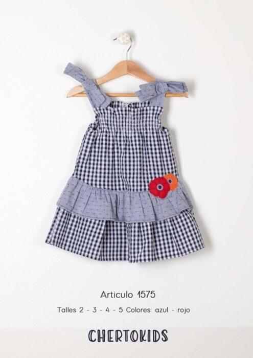 vestido-a-cuadros-beba-niña-verano-2020-Chertokids