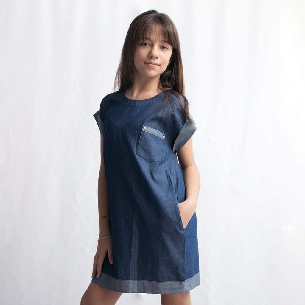 vestido-corto-denim-pre-teens-Van-Dike-verano-2020