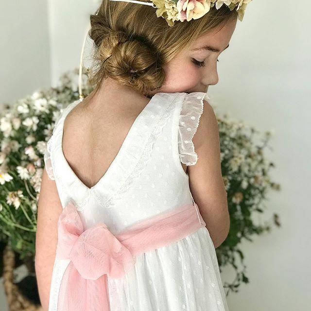vestido-fieta-comunion-blanco-lazo-rosa-Gro-web-verano-2020