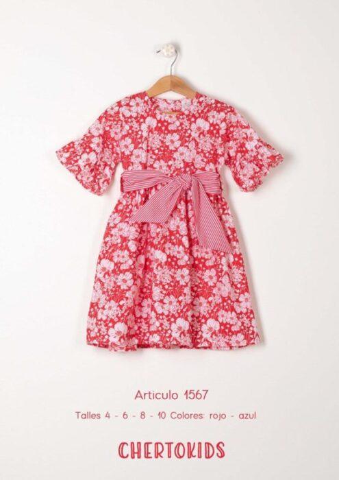 vestido-mangas-cortas-con-volado-niña-verano-2020-Chertokids
