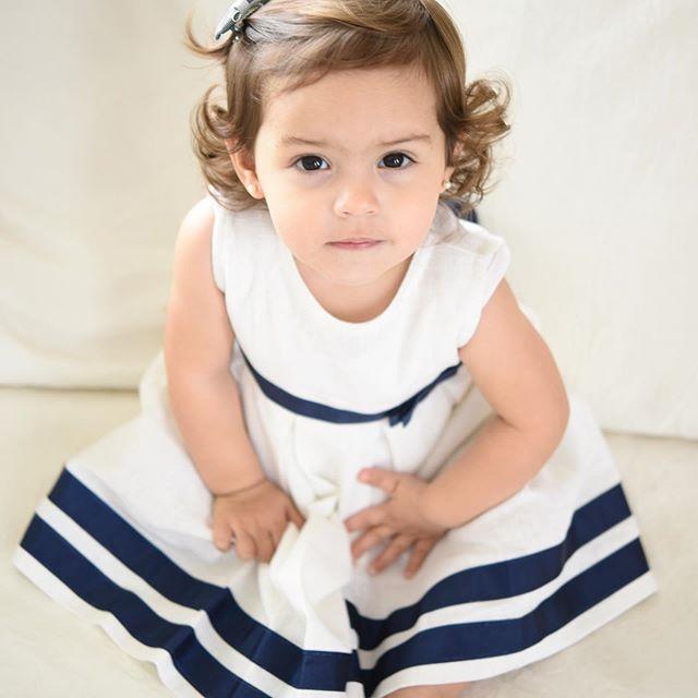 vestido-para-niñas-con-estilo-nautico-verano-2020-Agustina-Marquez